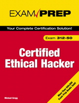 Certified Ethical Hacker Exam Prep