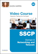 SSCP Video Course Domain 6 - Networking and Telecom, Downloadable Version
