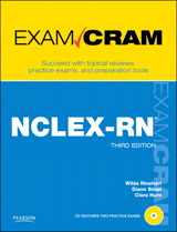 NCLEX-RN Exam Cram, 3rd Edition