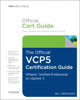 Official VCP5 Certification Guide, The