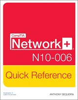 CompTIA Network+ N10-006 Quick Reference