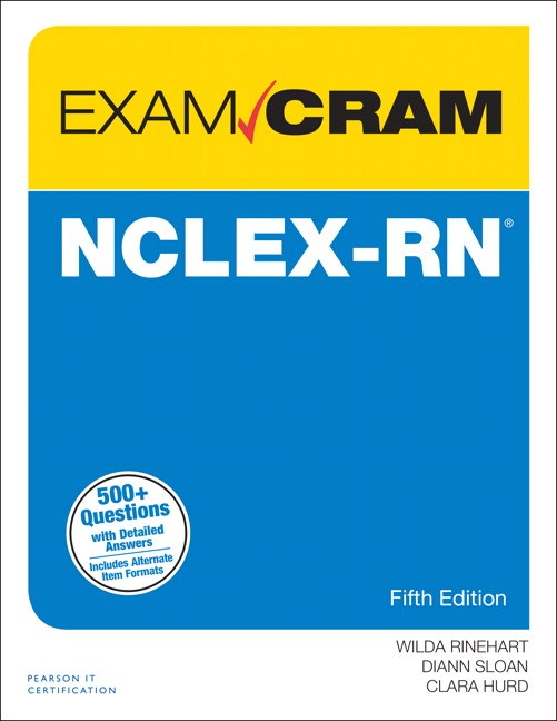 NCLEX-RN Exam Cram, 5th Edition
