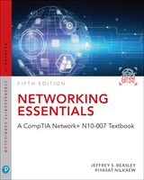 Networking essentials a comptia network n10 007 textbook 5th widget networking essentials a comptia network n10 007 textbook 5th edition fandeluxe Images