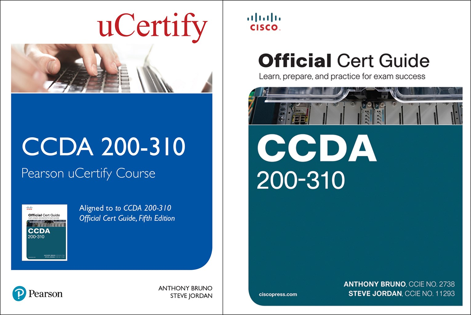 CCDA 200-310 Official Pearson uCertify Course and Textbook Bundle