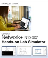 CompTIA Network+ N10-007 Hands-on Lab Simulator