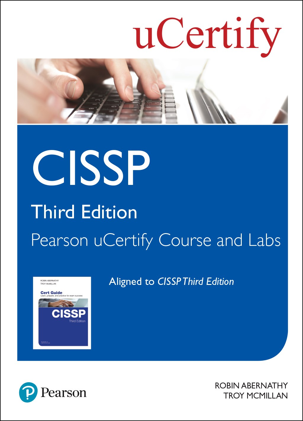CISSP Pearson uCertify Course and Labs Access Card, 2nd Edition