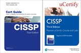 CISSP Pearson uCertify Course and Labs and Textbook Bundle, 3rd Edition
