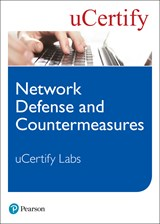 Network Defense and Countermeasures uCertify Labs Access Card