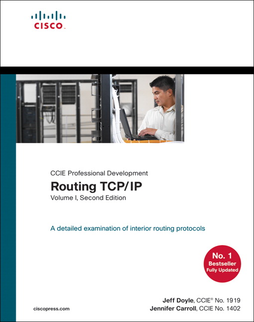 Routing TCP/IP, Volume 1, 2nd Edition