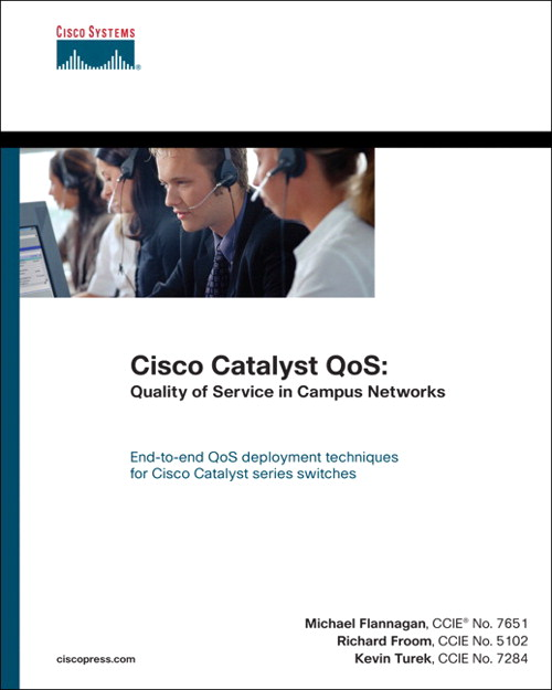 Cisco Catalyst QoS: Quality of Service in Campus Networks (paperback)