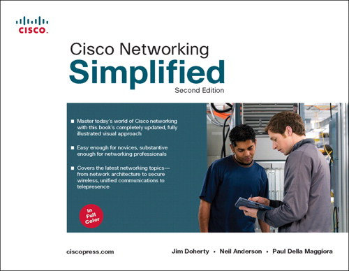 Cisco Networking Simplified, Safari Book, 2nd Edition