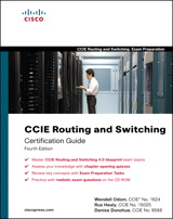 CCIE Routing and Switching Certification Guide, 4th Edition