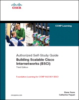 Building Scalable Cisco Internetworks (BSCI) (Authorized Self-Study Guide), 3rd Edition