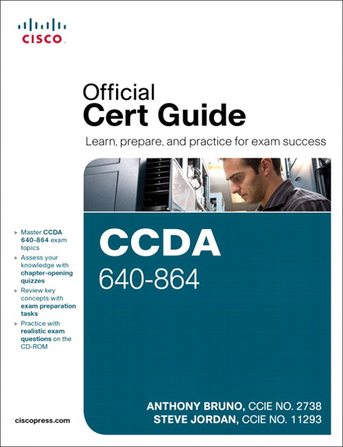 CCDA 640-864 Official Cert Guide, 4th Edition