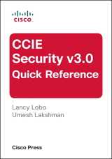 CCIE Security v3.0 Quick Reference, 2nd Edition