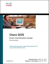 Cisco QOS Exam Certification Guide (IP Telephony Self-Study), 2nd Edition