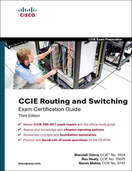 CCIE Routing and Switching Exam Certification Guide, 3rd Edition