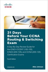 31 Days Before Your CCNA Routing & Switching Exam (Digital Study Guide)