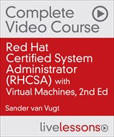 Red Hat RHCSA Complete Video Course with Virtual Machines