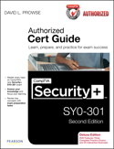 CompTIA Security+ SY0-301 Authorized Cert Guide, Deluxe Edition, Second Edition