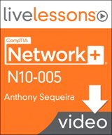 CompTIA Network+ N10-005 LiveLessons Video Training
