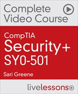 CompTIA Security+ SY0-501 Complete Video Course