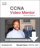 CCNA Video Mentor (CCNA Exam 640-802)